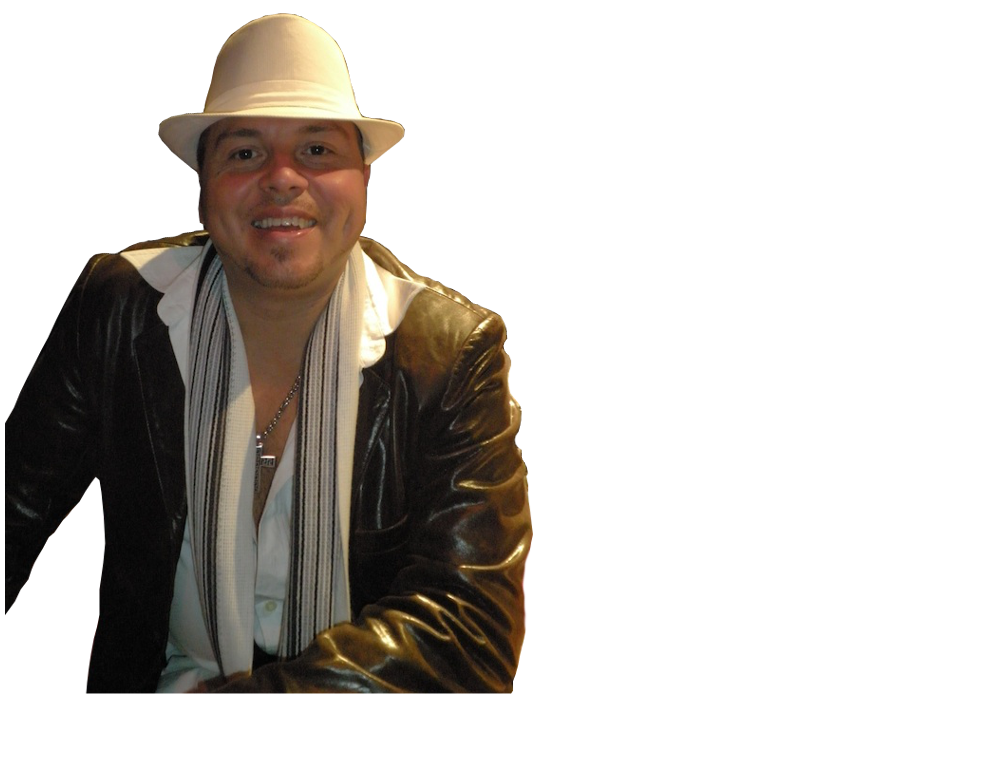 Cuban Musician in Shanghai